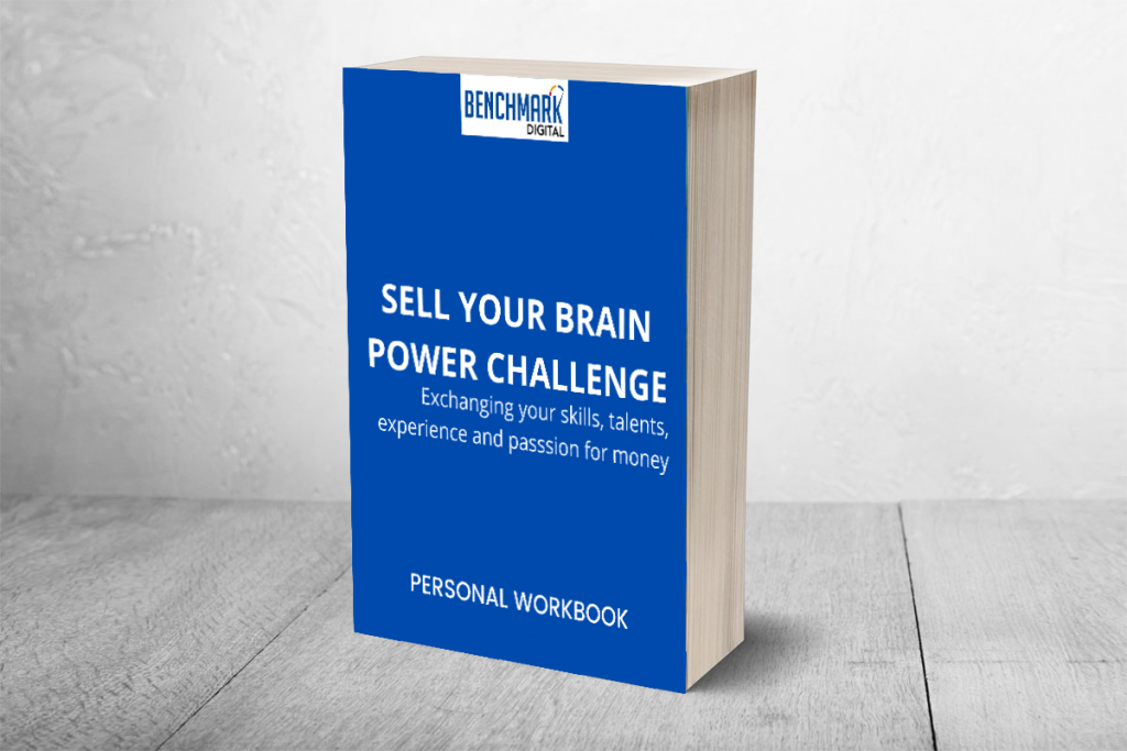 Sell Your Brain Power Challenge